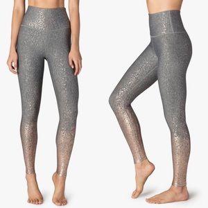Beyond Yoga Alloy Ombre High Waist Leggings M